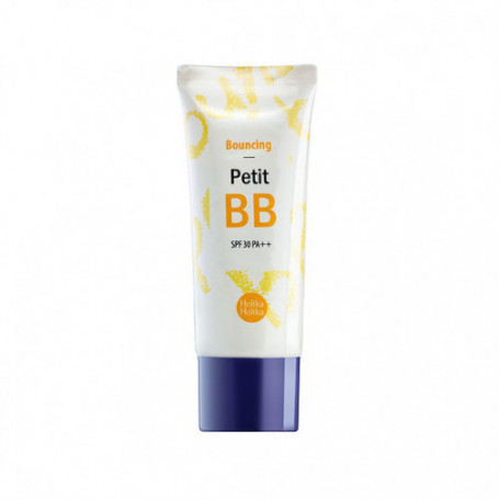 Отражающий ВВ крем Holika Holika Bouncing Petit BB Cream SPF30 - фото 1