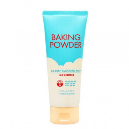 Пенка для глубокой очистки Baking Powder B.B Deep Cleansing Foam Etude House - фото 1