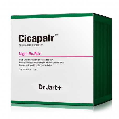 Восстанавливающая ночная крем-маска антистресс Dr.Jart+ Cicapair Night Re.Pair - фото 1