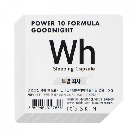 Ночная маска осветляющая It's Skin Power 10 Formula Goodnight Sleeping Capsule WH - фото 1