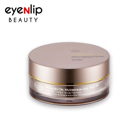 Гидрогелевые патчи Eyenlip Salmon Oil Nutrition Hydrogel Eye Patch - фото 1