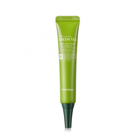 Крем для кожи вокруг глаз Tony Moly The Chok Chok Green Tea Watery Eye Cream - фото 1
