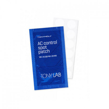 Патчи от воспалений Tony Moly Tony Lab AC Control Spot Patch - фото 1