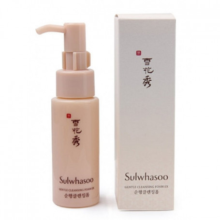 Пенка для умывания Sulwhasoo Gentle Cleansing Foam EX (миниатюра) - фото 1