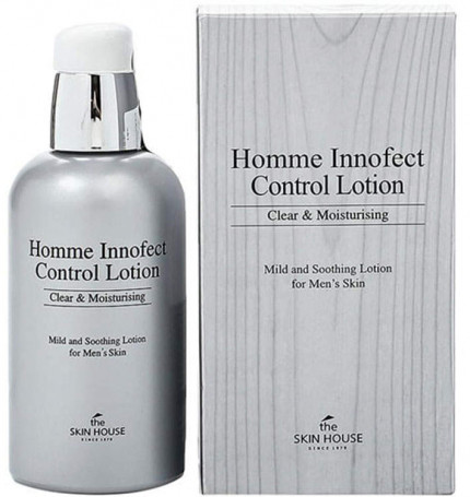 Мужская эмульсия The Skin House Homme Innofect Control Emulsion - фото 1