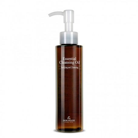 Гидрофильное масло The Skin House Essential Cleansing Oil - фото 1