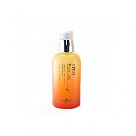 Осветляющий тонер The Skin House Vital Bright Toner - фото 1