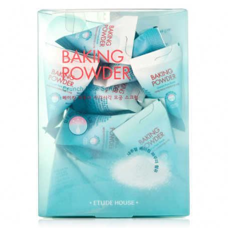 Скраб для очищения пор с содой Baking Powder Crunch Pore Scrub Etude House - фото 1