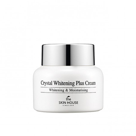 Крем для лица The Skin House Crystal Whitening Plus Cream - фото 1