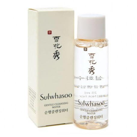 Мицеллярная вода Sulwhasoo Gentle Cleansing Water - фото 1
