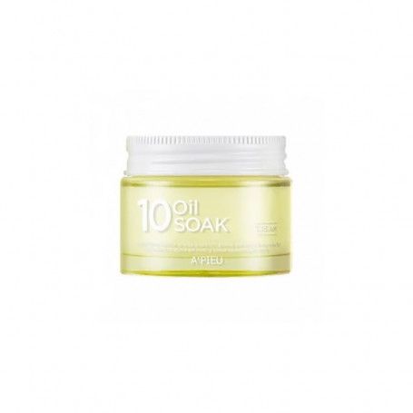 Крем для лица на растительных маслах A'pieu 10 Oil Soak Cream - фото 1