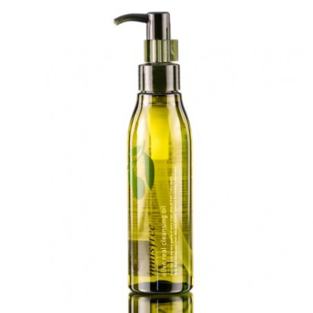 Гидрофильное масло Olive Real Cleansing Oil Innisfree - фото 1