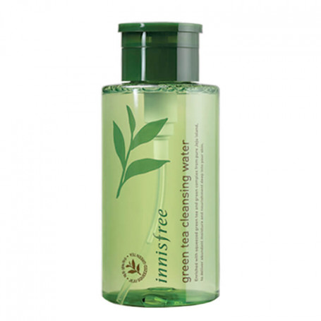 Очищающая вода Innisfree Green Tea Cleansing Water - фото 1